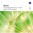 Alban Berg Quartett Mozart : String Quartets Nos 17, 'Hunt' & 19, 'Dissonance'  -  Apex