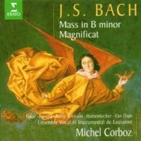 Michel Corboz Bach, JS : Mass in B minor BWV232 : XV Et incarnatus est