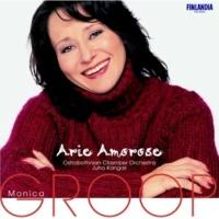 """Monica Groop Arie Antiche : """"Nel cor più non mi sento"""""""