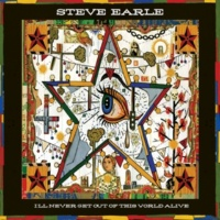 Steve Earle God Is God