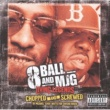 8Ball & MJG Living Legends - Chopped And Screwed