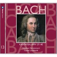 """Gustav Leonhardt Cantata No.40 Darzu ist erschienen der Sohn Gottes BWV40 : IV Aria - """"Höllische Schlange, wird dir nicht bange?"""" [Bass]"""