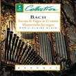 Marie-Claire Alain Bach, JS : Organ Works