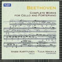 Anssi Karttunen and Tuija Hakkila Sonata for Cello and Fortepiano Op.64 [String Trio Op.3] : VI Finale [Allegro]