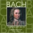 Various Artists Bach, JS : Sacred Cantatas BWV Nos 150 - 153