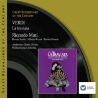 Ambrosian Opera Chorus/John McCarthy/Band of HM Royal Marines/Philharmonia Orchestra/Riccardo Muti La traviata, Act III: Baccanale: Largo al quadrupede