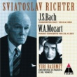 Sviatoslav Richter, Yuri Bashmet & Orchestra di Padova e del Veneto Mozart : Piano Concerto No.25 & Bach : Keyboard Concertos Nos 3 & 7