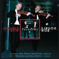 Pekka Kuusisto and Raija Kerppo Sonata for Violin and Piano Op.94 in D major : II Scherzo. Presto
