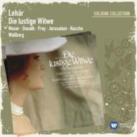 Hermann Prey/Edda Moser/Gisela Schunk Die lustige Witwe - Operette in 3 Akten (1989 Remastered Version), 3. Akt: Dialog & Nr.15: Lippen schweigen