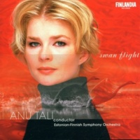 Estonian-Finnish Symphony Orchestra Swan Flight (suite from the opera Luigelend) : III Spring Wind