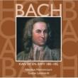 Various Artists Bach, JS : Sacred Cantatas BWV Nos 180 - 182