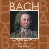 """Gustav Leonhardt Cantata No.180 Schmücke dich, o liebe Seele BWV180 : V Aria - """"Lebens Sonne, Licht der Sinnen"""" [Boy Soprano]"""