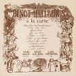Bengt Hallberg Swedish Jazz Masters: Bengt Hallbergs a la Carte