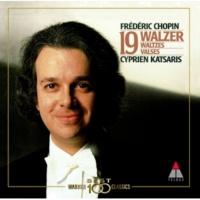 Cyprien Katsaris Waltz No.8 in A flat major Op.64 No.3