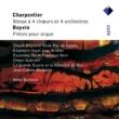 Odile Bailleux, Jean-Claude Malgoire & La Grande Écurie et la Chambre du Roy Charpentier : Mass for 4 Choirs & Boyvin : Organ Works  -  Apex