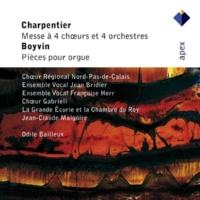 Jean-Claude Malgoire Charpentier : Mass for 4 Choirs H4 : Kyrie