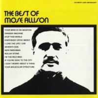 Mose Allison One Of These Days