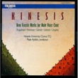 Ylioppilaskunnan Laulajat - YL Male Voice Choir Kinesis / New Finnish Works for Male Voice Choir