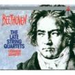 Vermeer Quartet Beethoven : Late String Quartets Nos 12 - 16