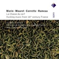 Jean-François Paillard Morin : La chasse du cerf : Scene 4 Le déjeuner [Diane, Psecas, Nephele, Chorus of Nymphs, Comus, Bacchus]