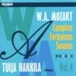 Tuija Hakkila W.A. Mozart : Complete Fortepiano Sonatas Vol. 4