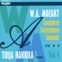 Tuija Hakkila Sonata in E flat major K282 : II Menuetto I & II