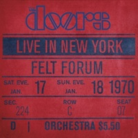 The Doors Tuning/Breather [Live at Felt Forum, New York CIty, January 17, 1970 - First Show]