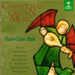 Marie-Claire Alain Christmas Organ Music