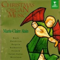 Marie-Claire Alain Bach, JS : Orgelbüchlein : XVI Das alte Jahr vergangen ist BWV614
