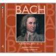 Various Artists Bach, JS : Sacred Cantatas BWV Nos 10 - 12
