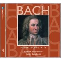 """Gustav Leonhardt Cantata No.10 Meine Seel erhebt den Herren BWV10 : II Aria - """"Herr, der du stark und mächtig bist"""" [Boy Soprano]"""