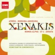 Various Artists Iannis Xenakis: Atrées, Morsima-Amorsima, Nomos Alpha, ST 4, Achorripsis
