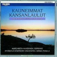 Margareta Haverinen and Jyväskylä Symphony Orchestra Tanssilaulu - Dancing Song