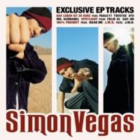 Simon Vegas War, Money, Pain, Greed (feat. AJ, Gizmo & Say On)