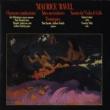 Jan De Gaetani/Paul Dunkel/Donald Anderson/Gilbert Kalish/et al. Maurice Ravel: Chansons Madecasses/Two Piano Pieces/Violin & Cello Sonata