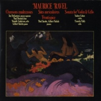 Maurice Ravel Sites auriculaires, for two pianos (1897): II. Entre Cloches