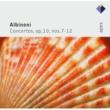 Claudio Scimone & I Solisti Veneti Albinoni : Concertos Op.10 Nos 1 - 6  -  Apex