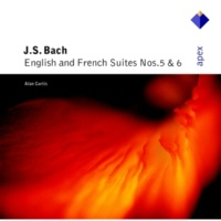Alan Curtis Bach, JS : English Suite No.6 in D minor BWV811 : II Allemande