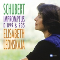 Elisabeth Leonskaja Schubert : 4 Impromptus D899 : No.4 in A flat major
