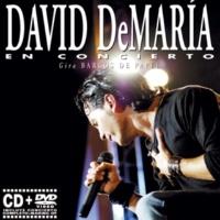 David Demaria La niña de los ojos de cielo (en directo)