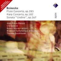 Jean-Pierre Rampal Reinecke : Flute Sonata in E minor Op.167, 'Undine' : IV Finale