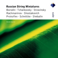 Borodin Quartet Shebalin : String Quartet No.5 in F major Op.33, 'Slavonic' : I Scherzo