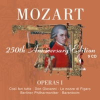 """Daniel Barenboim and the Berlin Philharmonic Orchestra Mozart : Le nozze di Figaro : Act 4 """"Il capro e la capretta"""" [Marcellina]"""