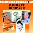 Various Artists 20 Suosikkia / Parhaat humpat 2 / Silmät kuin tumma yö