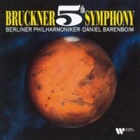 Daniel Barenboim & Berlin Philharmonic Orchestra Bruckner : Symphony No.5 in B flat major [Original Version] : IV Finale - Adagio - Allegro moderato