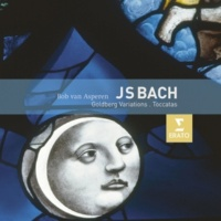 Bob van Asperen Goldberg Variations, BWV 988: Variation 28 a 2 Clav.