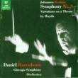 Daniel Barenboim & Chicago Symphony Orchestra Brahms : Symphony No.3 & 'Haydn' Variations