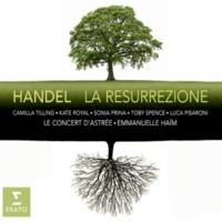 """Emmanuelle Haïm La Resurrezione, HWV 47, Pt. 2: No. 21, Duetto, """"Duro e il cimento"""" (Lucifero, Angelo)"""