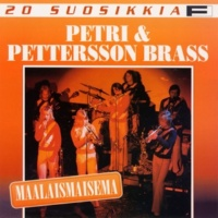 Petri & Pettersson Brass Saat minut tosi vauhtiin - You Really Got Me