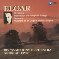 Andrew Davis Elgar: Enigma Variations, Introduction & Allegro, Serenade for Strings & Cockaigne Overture